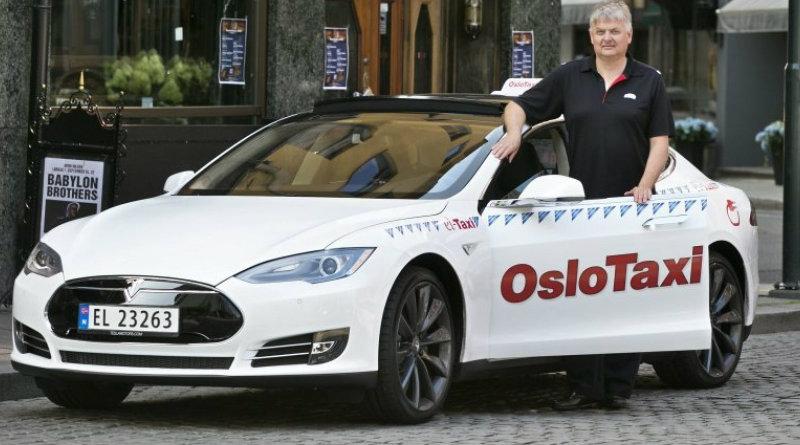 Такси в Осло | Фото: ixbt