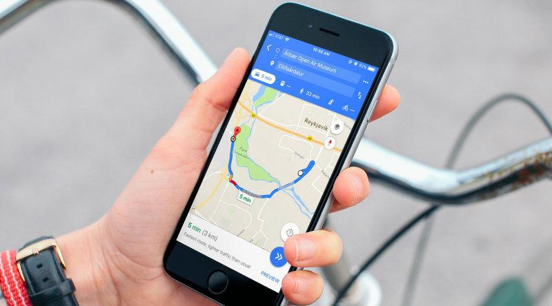 Google Maps | Фото: imore