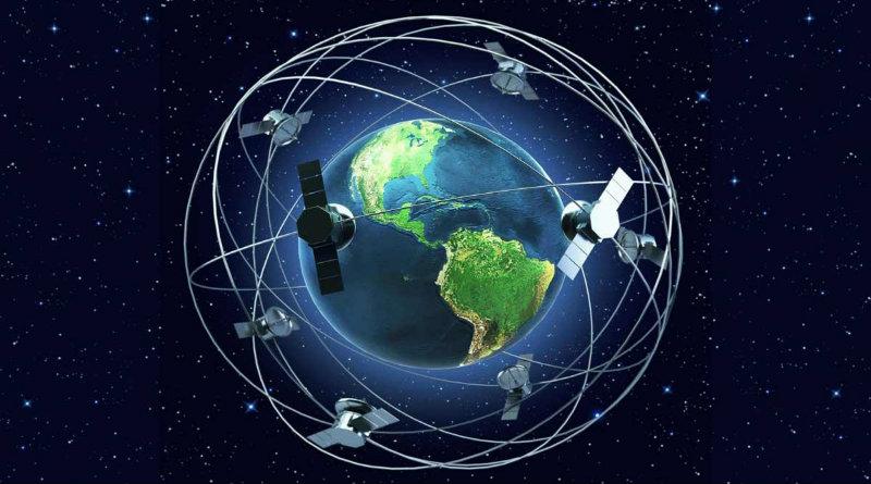 Спутники GPS | Фото: mssglonass
