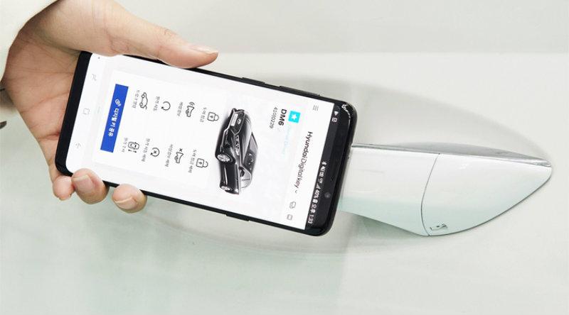 Hyundai Digital Key