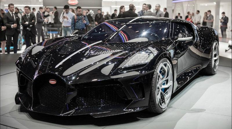 Bugatti La Voiture Noir | Фото: Carfection