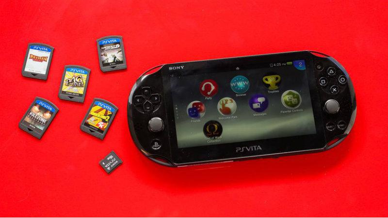 PS Vita | Фото: CNET