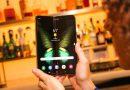 Samsung Galaxy Fold: обзор складного смартфона