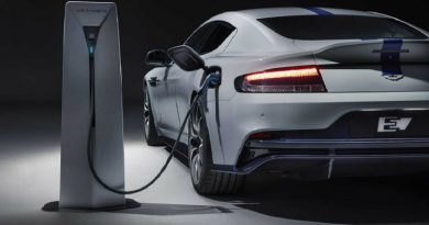Aston Martin представил свой первый электрокар