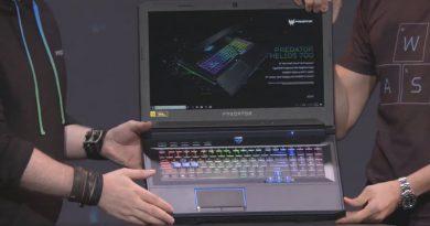 Acer Predator Helios 700 | Фото: rockpapershotgun