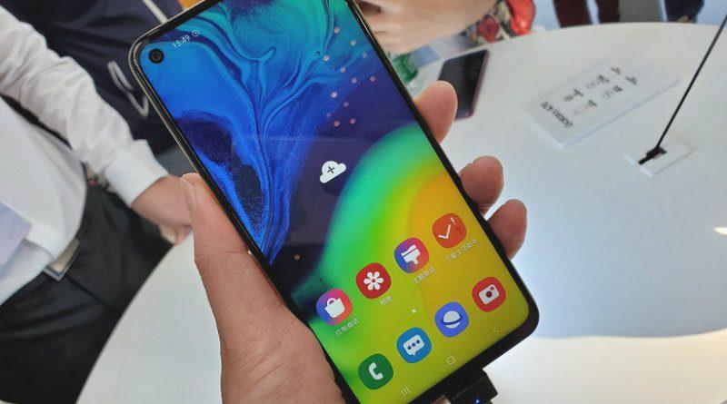 Samsung Galaxy A60 | Фото: rozetked