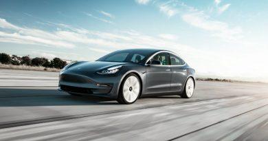 Tesla   Фото: Electrek