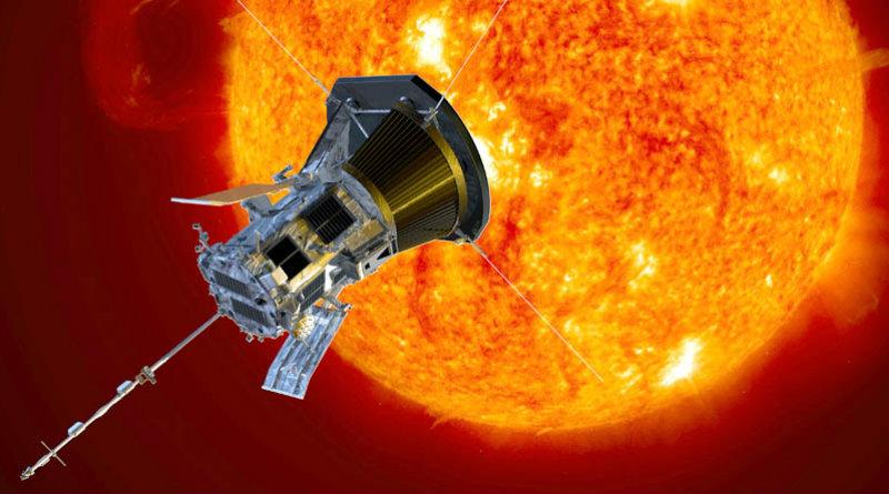 Parker Solar Probe | Фото: universetoday