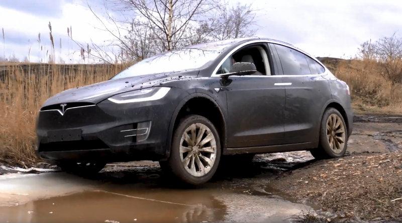 Tesla Model X | Фото: Teslicka CZ