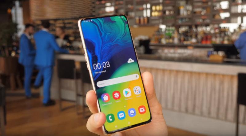 Samsung Galaxy A80 | Фото: chudo.tech