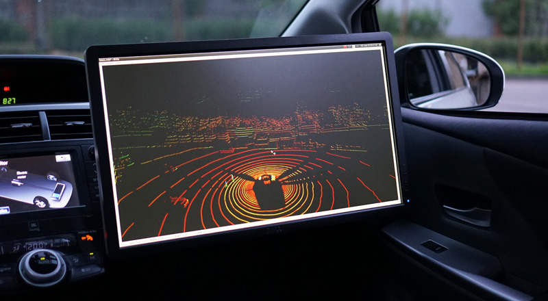 автопилот   Фото: Яндекс