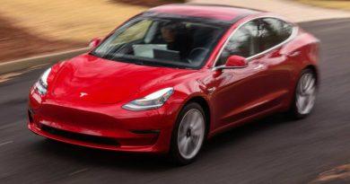 Tesla   Фото: Yahoo Finance
