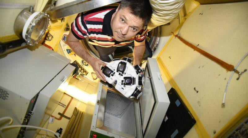 Биопринтер на МКС | Фото: Д Биопринтинг Солюшенс