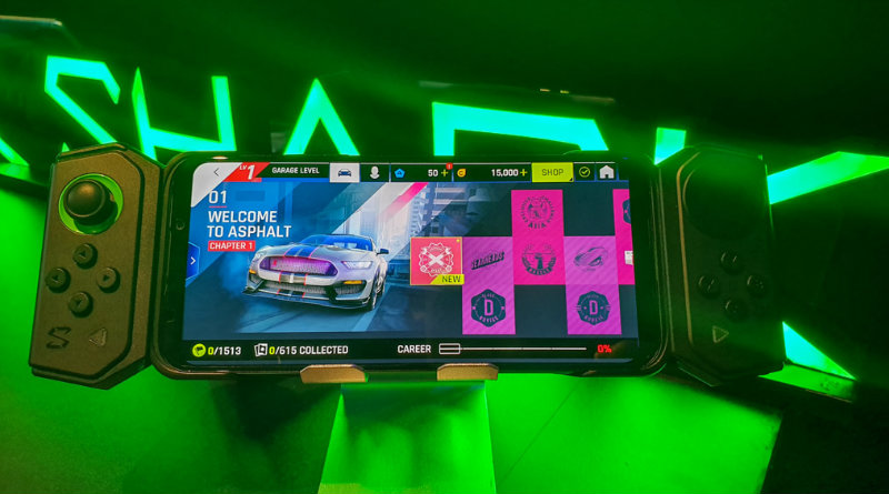Xiaomi Black Shark 2 | Фото: vernonchan