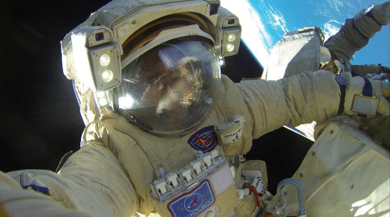 Космонавт   Фото: mir24