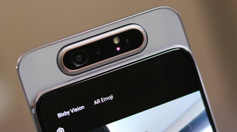 Galaxy A80 | Фото: Sammobile