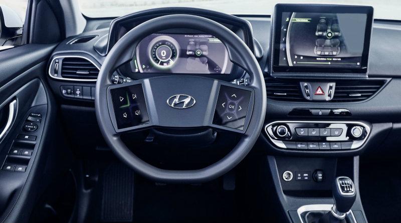 Hyundai приборная панель | Фото: Hyundai