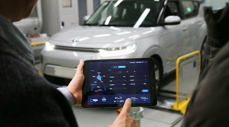 Настройка автомобиля | Фото: Hyundai