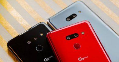 LG G8 | Фото: CNET