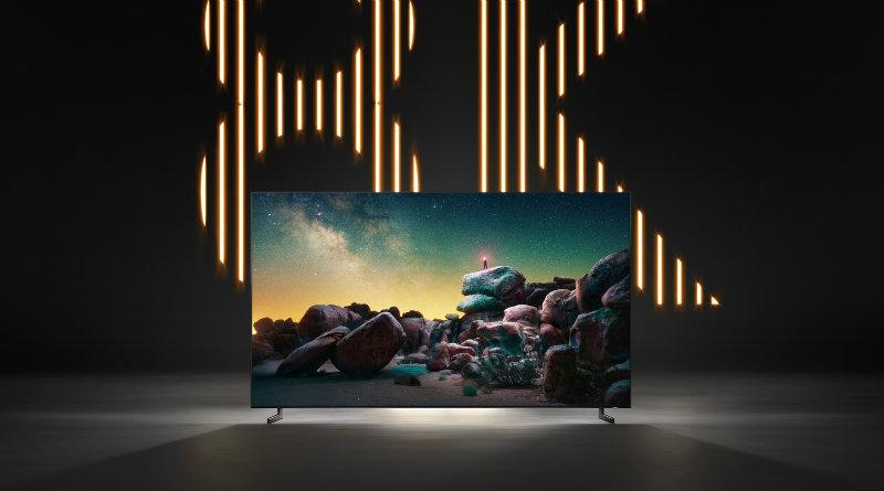 8K-телевизор Samsung
