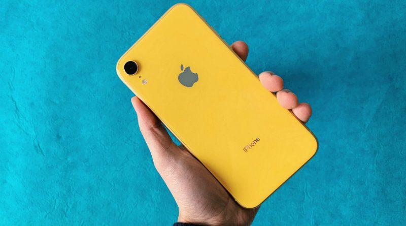 iPhone XR | Фото: Mashable