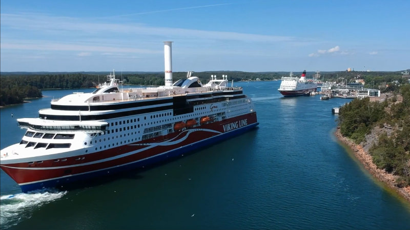 Viking Grace | Фото: chudo.tech