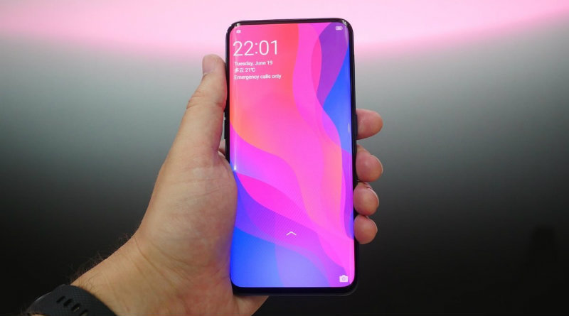 Oppo Find X | Фото: pocket-lint.com