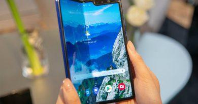 Samsung Galaxy Fold   Фото: Flipboard