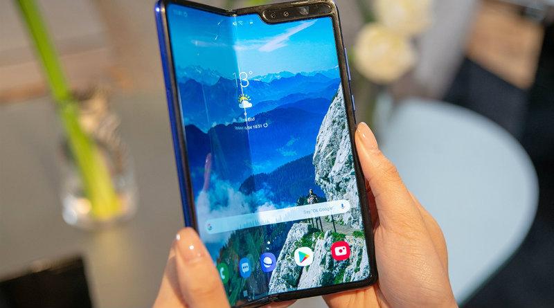 Samsung Galaxy Fold | Фото: Flipboard