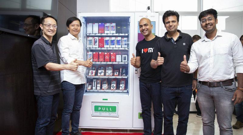 Xiaomi Mi Express Kiosk