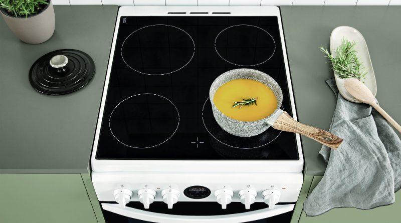 Новая плита Indesit | Фото: Indesit