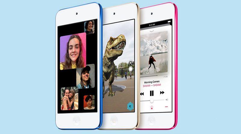 Обновленный iPod Touch