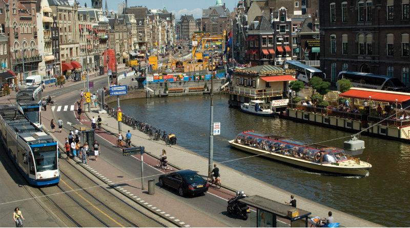 Амстердам | Фото: kuku.travel