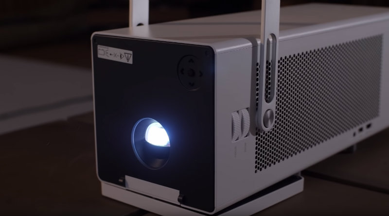 LG CineBeam Laser 4K | Фото: LG