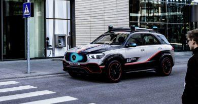 Mercedes показал самый безопасный автомобиль