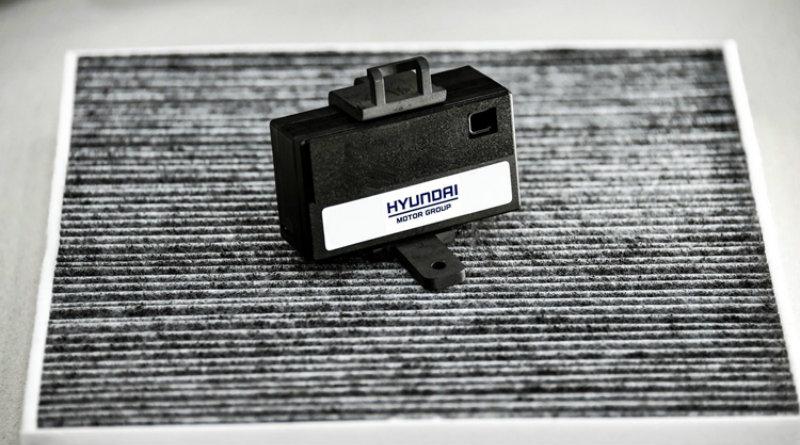 Smart Air Purification System | Фото: Hyundai
