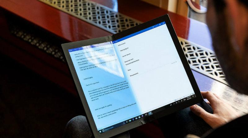 Lenovo ThinkPad X1 | Фото: The Verge