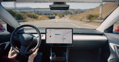 Автопилот Tesla | Фото: mashable.com