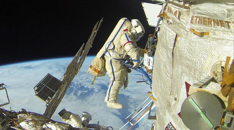 Космонавт | Фото: Роскосмос