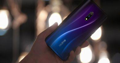 В России появятся смартфоны Realme