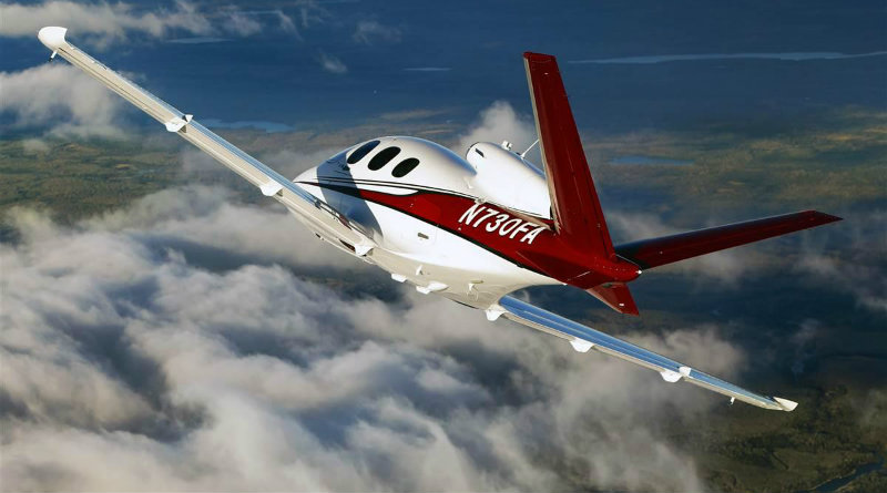 Aircraft Vision Jet | Фото: aopa.org