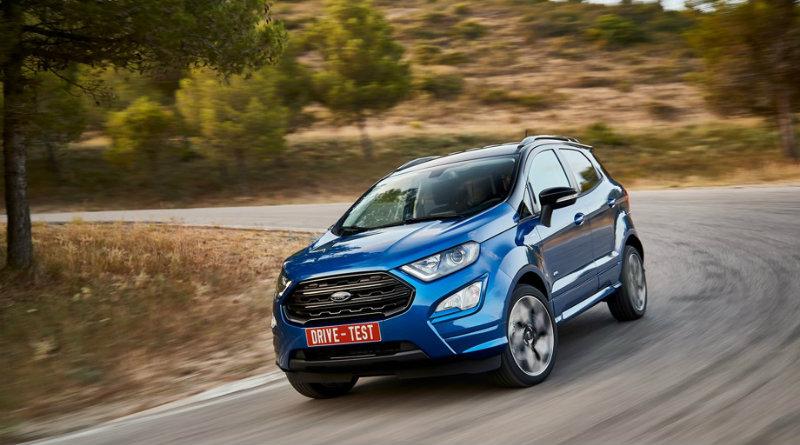 Ford EcoSport | Фото: Драйв