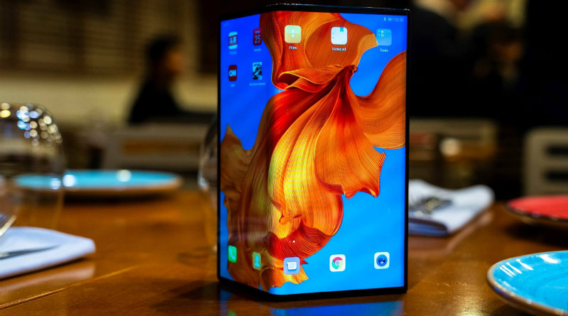Huawei Mate X | Фото: mobidevices