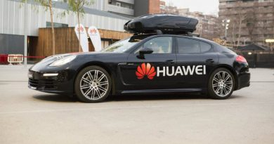 Huawei автопилот   Фото: timeincuk
