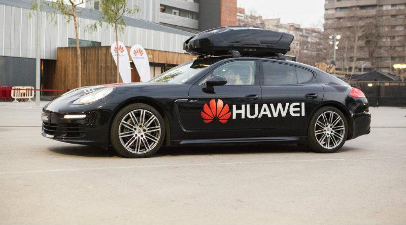 Huawei автопилот | Фото: timeincuk