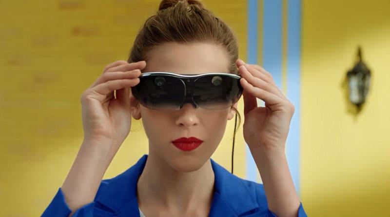 AR-очки Vivo