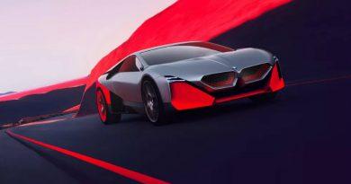 BMW показал автомобиль будущего