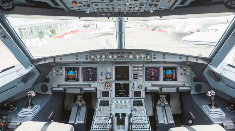 Airbus A319CJ   Фото: Уголок неба