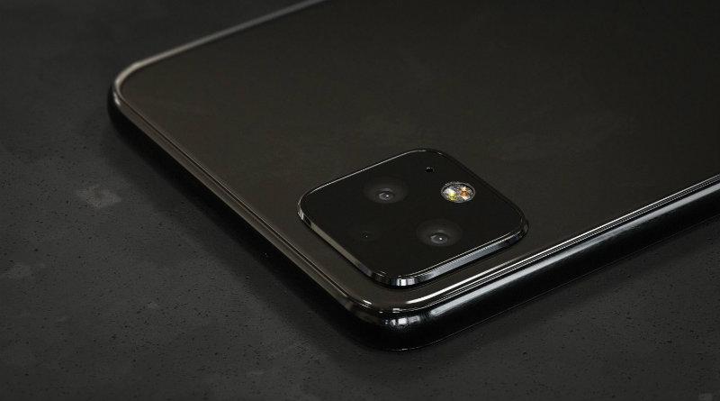 Google Pixel 4 | Фото: Rozetked