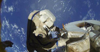 Выход в открытый космос | Фото: Роскосмос